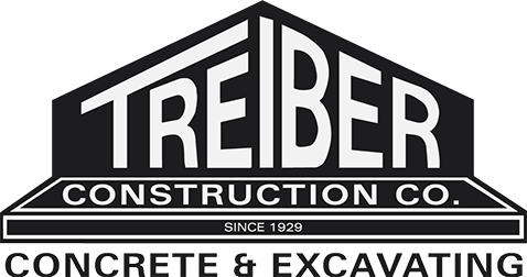 Treiber Construction Co. Concrete and Excavating